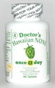 Picture of Doctor's Hawaiian Noni Once a Day